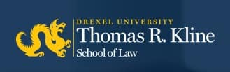 Thomas R. Kline School of Law Logo