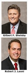 Gilbert F. Shelsby Jr. and Robert J. Leoni