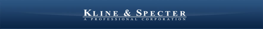 Kline & Specter A Professional Corporation
